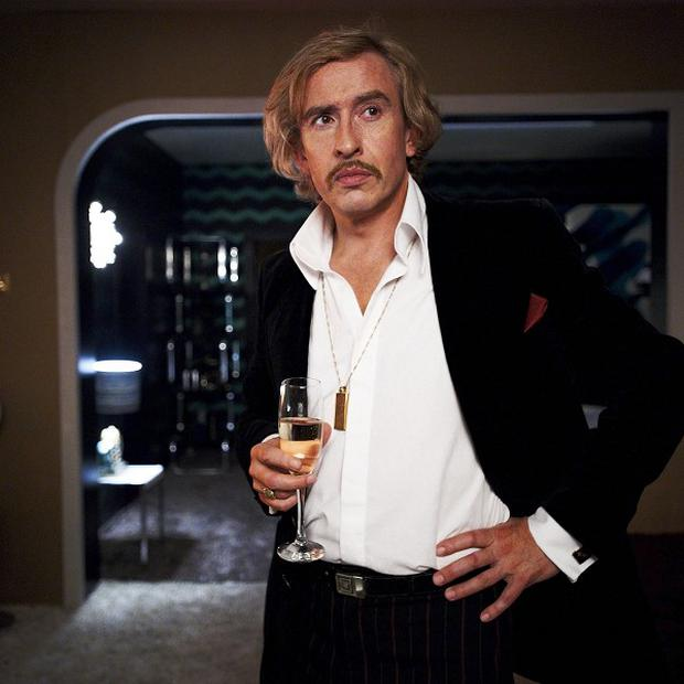 Steve Coogan stars in The Look Of Love