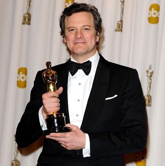 Colin Firth is in talks to work with Woody Allen