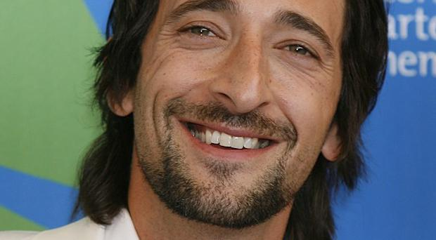 Adrien Brody is looking for the right project to direct
