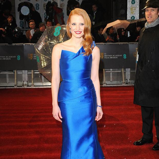Jessica Chastain is being linked to The Zookeeper's Wife
