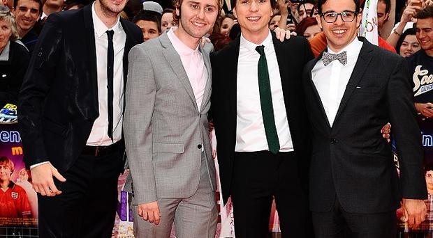 A sequel to The Inbetweeners Movie is apparently in the works