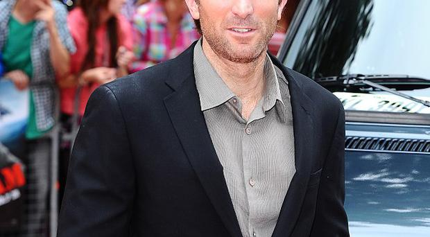 Sharlto Copley previously worked with the director on District 9