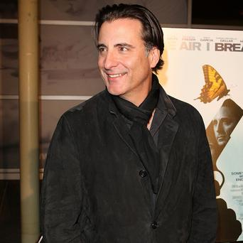 Andy Garcia is set to star in Rob The Mob