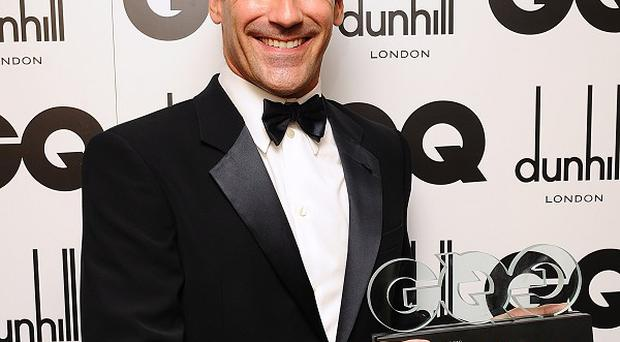 Jon Hamm will show of his voice talents in Minions