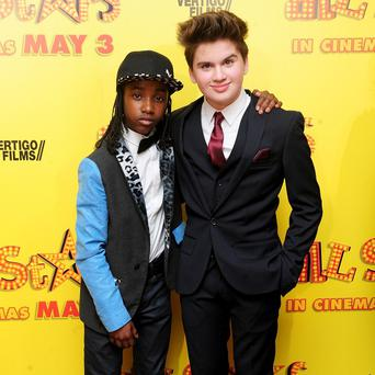 Akai and Theo Stevenson lead the cast of All Stars