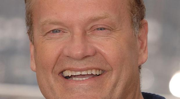 Kelsey Grammer will play the bad guy in Transformers 4
