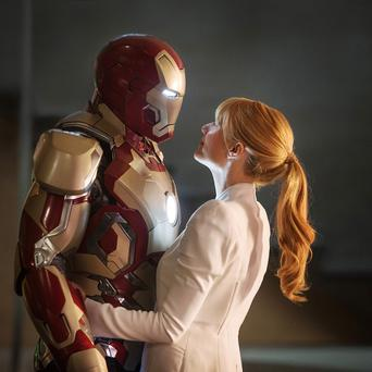 Iron Man 3 has been breaking records in China