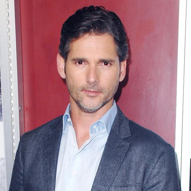 Eric Bana wouldn't want to be told he couldn't do driving stunts in a movie