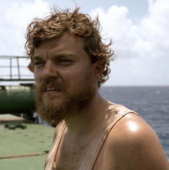 Borgen actor Pilou Asbaek stars in a A Hijacking, a film about modern day pirates