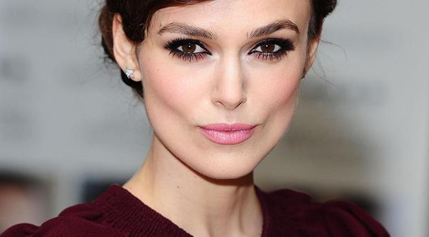 Keira Knightley is being linked to the lead role in Laggies