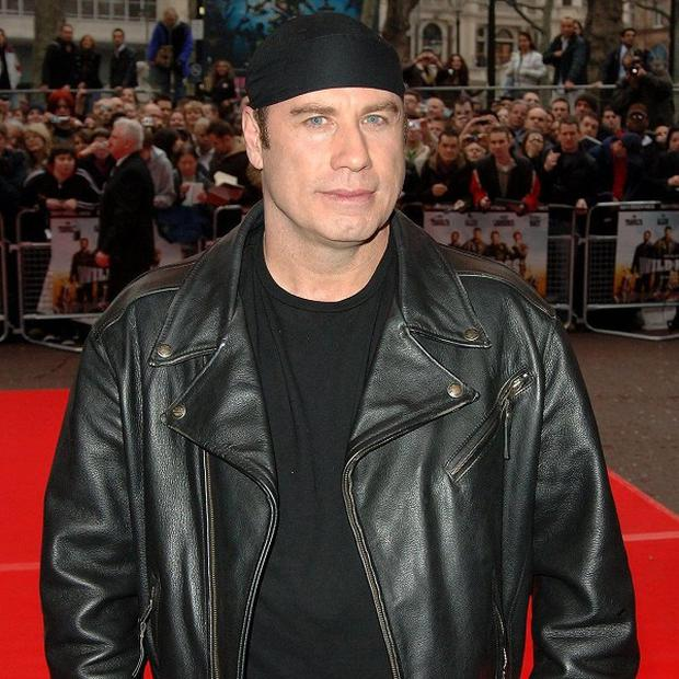 John Travolta will play an art thief in a new film