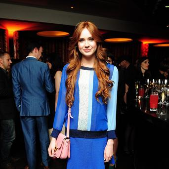 Karen Gillan has been cast in a new romantic comedy