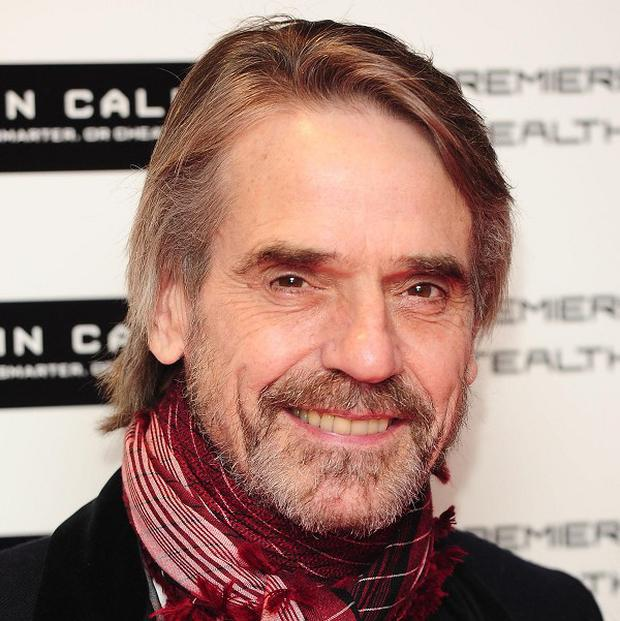 Jeremy Irons starred in a previous film version of Dungeons and Dragons