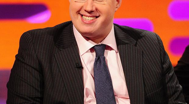 Matt Lucas will play Harry Hill's evil twin