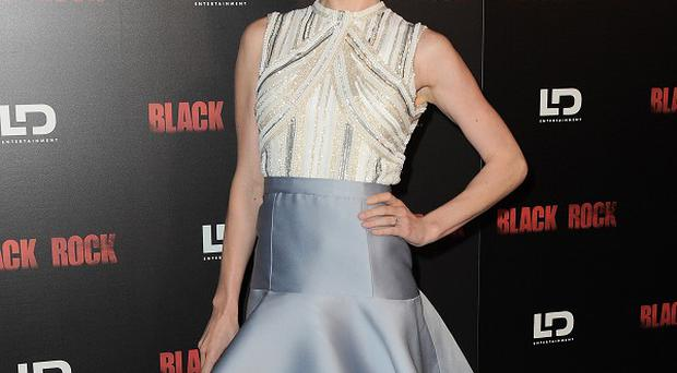 Kate Bosworth at the screening of Black Rock in LA