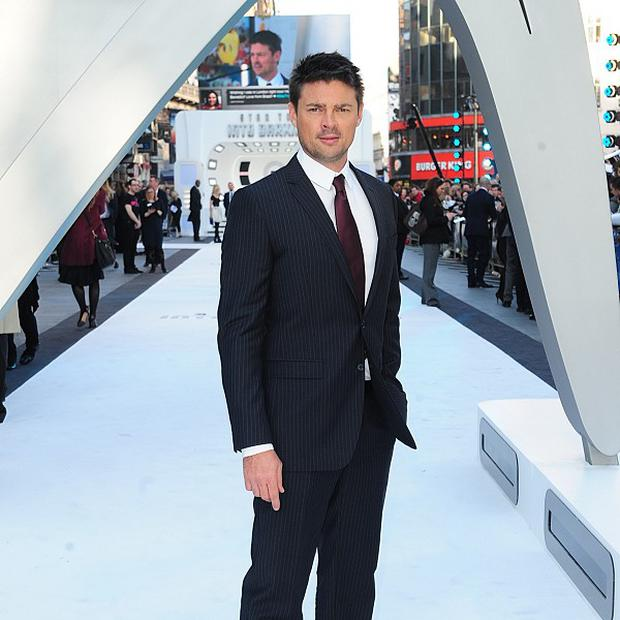 Karl Urban has admitted he'd like to reprise his role as Dredd