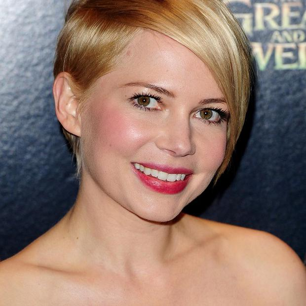 Michelle Williams could have a role in a big screen remake of South Pacific