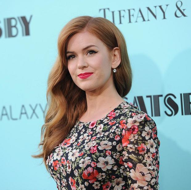 Actress Isla Fisherappears in the new movie The Great Gatsby (Evan Agostini/Invision/AP)