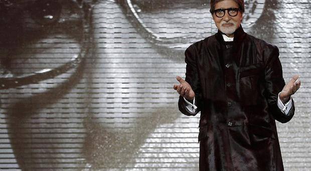 Amitabh Bachchan has a small role in The Great Gatsby