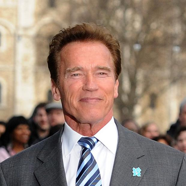 Arnold Schwarzenegger is in talks to fight pollution in Toxic Avenger