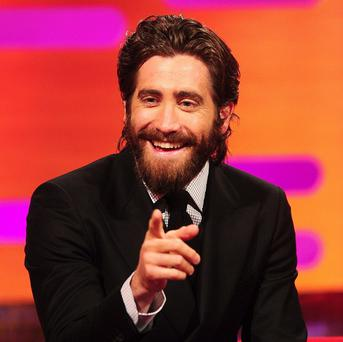 Jake Gyllenhaal is in the frame for Into The Woods