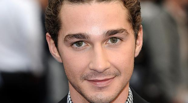 Shia LaBeouf's new film is set in the Alaskan wilderness