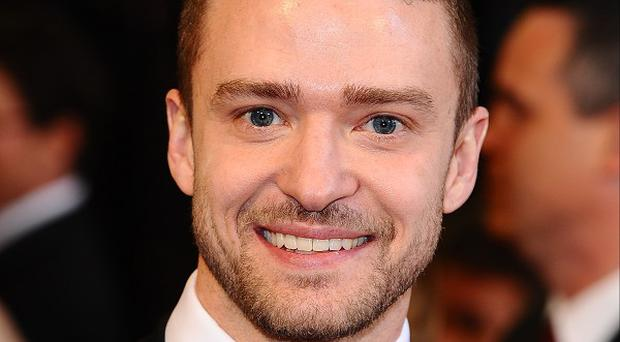 Justin Timberlake is set to star in Spinning Gold