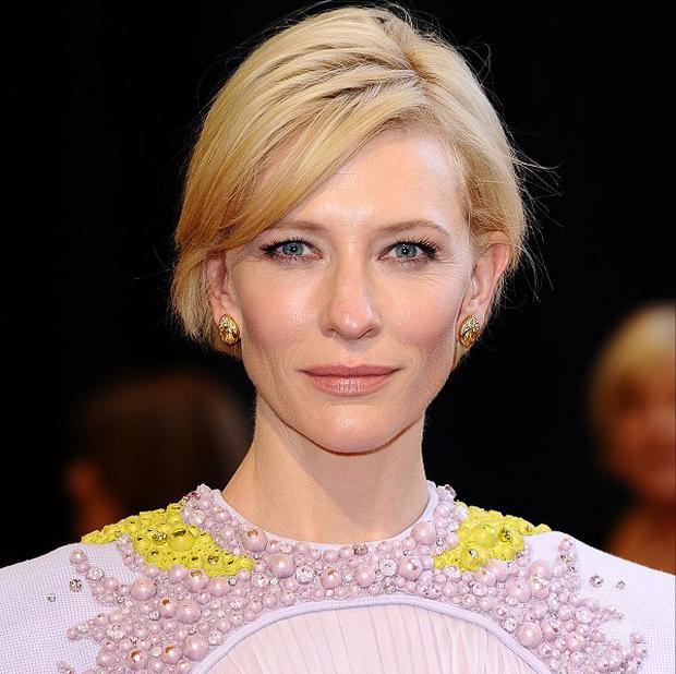 Cate Blanchett is set to star in Blackbird