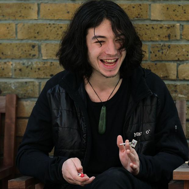 Ezra Miller has a role in the Madame Bovary big screen adaptation