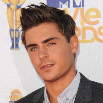 Zac Efron could star with Amber Heard in the film