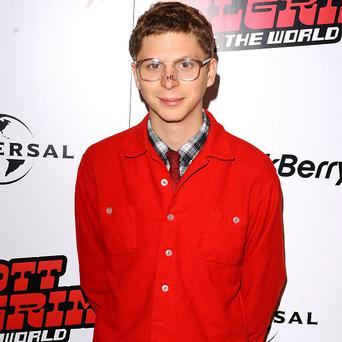 Michael Cera was slapped by Rihanna for his new movie role