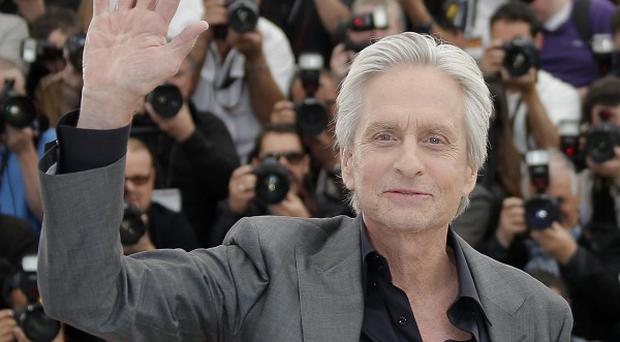 Michael Douglas said Behind The Candelabra was a beautiful gift