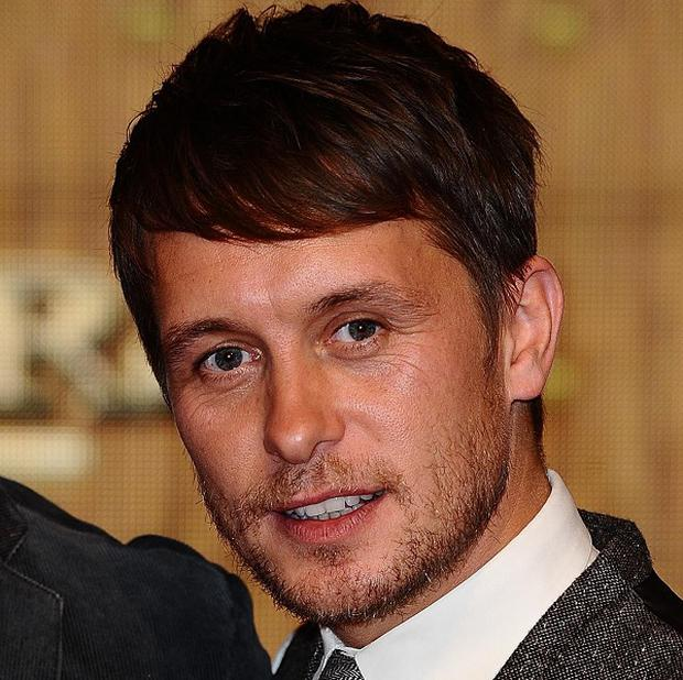 Mark Owen could be appearing as an elf in a Christmas film