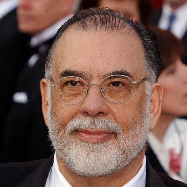 Francis Ford Coppola is making a film about an Italian-American family