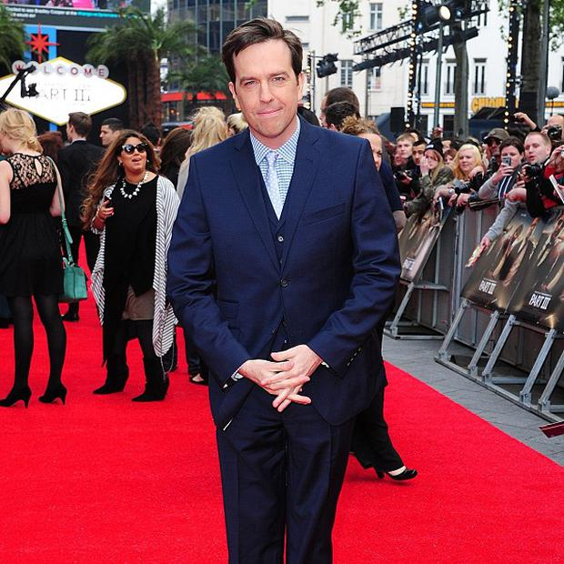 Ed Helms says making the Hangover movies helped him discover Las Vegas