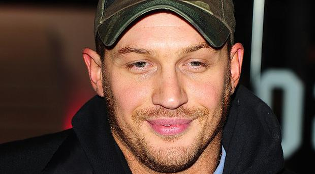 Tom Hardy could play Sir Elton John on the big-screen