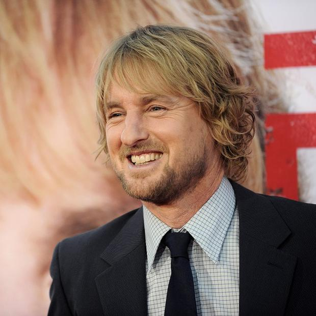 Owen Wilson worked as a pool cleaner
