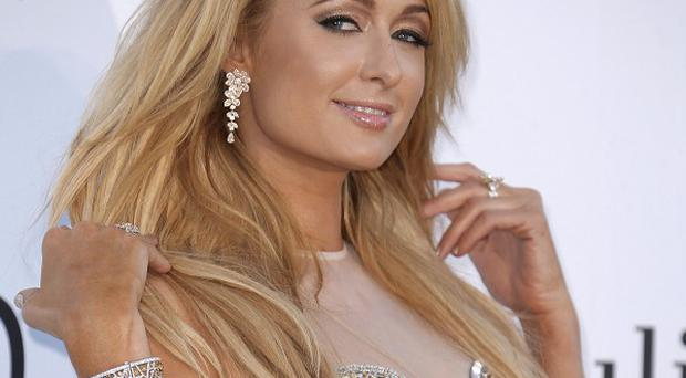 Paris Hilton impressed director Sofia Coppola on the set