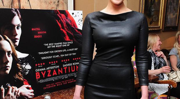 Gemma Arterton said her new film The Voices feels unreal