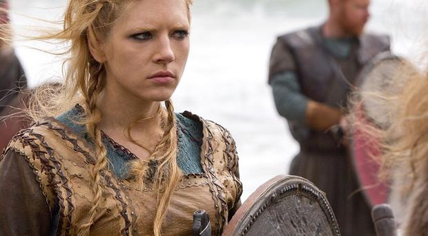 Katheryn Winnick stars in new historical drama Vikings