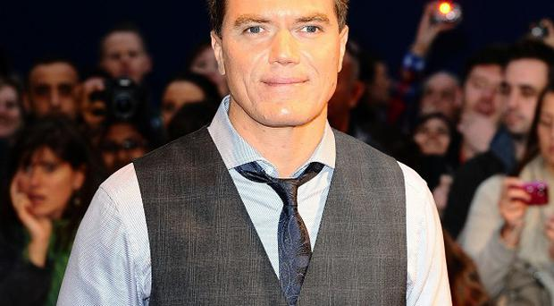 Michael Shannon said people can be scared of him