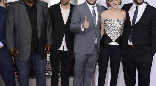The cast of This Is The End attend the film's LA premiere