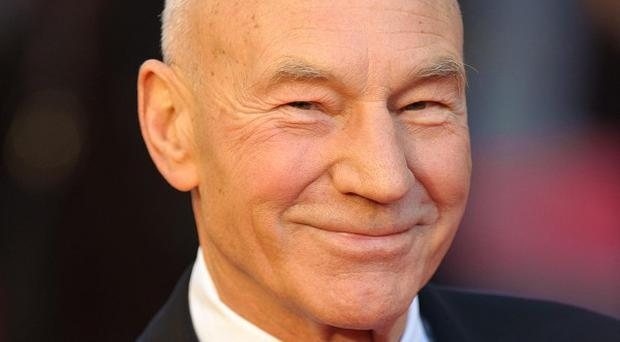 Patrick Stewart is surprised to be back in an X-Men movie