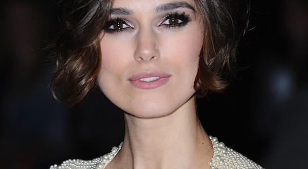 Keira Knightley looks set to star in Imitation Game