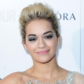 Rita Ora would like to do more acting in the future