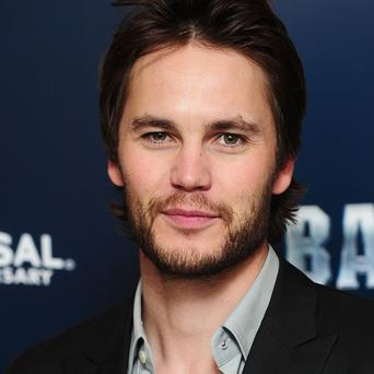 Taylor Kitsch plays a Navy officer in Lone Survivor