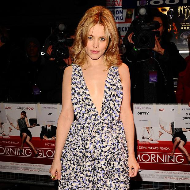 Rachel McAdams will reportedly provide her vocal talents for The Little Prince