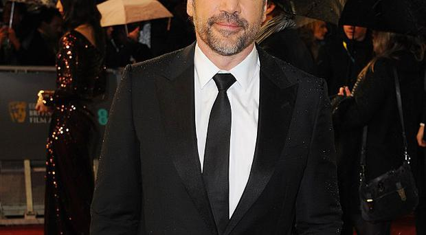 Javier Bardem will play a good guy in A Most Violent Year