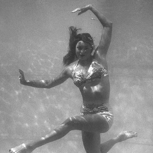 Swimming champ turned movie star Esther Williams has died at the age of 91