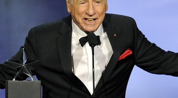 Mel Brooks was honoured by a host of Hollywood A-listers